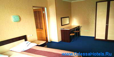 Ukraine Odessa Kurortnyi Hotel Suite New, two rooms