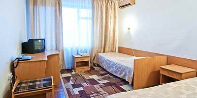Ukraine Odessa Kurortnyi Hotel Standard with air-condition, one room