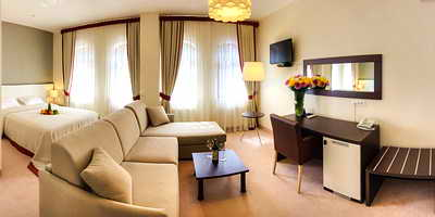 Ukraine Odessa Palais Royal Hotel Suite, one room (25 sq.m.)
